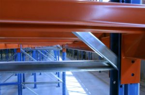 bolted frame racking