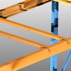 boltless safety bar